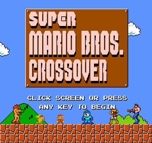 I don't normally review Flash games. While they undoubtedly have a place in the big gaming industry, I tend to group them together in that big category that includes Facebook games that I never play. However, in this particular case, I'm making an exception. Super Mario Bros. Crossover is a […]