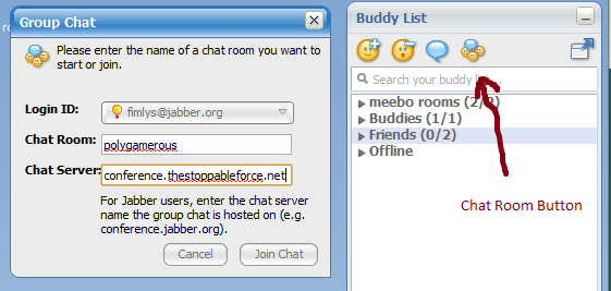 polyChatroom
