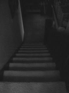 ghost stairs